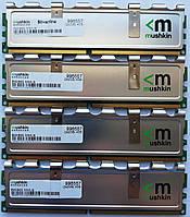 Комплект оперативной памяти Mushkin DDR2 8Gb (4*2Gb) 800MHz PC2 6400U CL5 2R8 (996557) Б/У