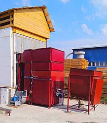 Сушильные камеры JUVENAL для сушки древесины и дров - сотрудничество