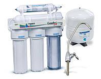 Фильтр для очистки воды - система обратного осмоса Leaderfilter Standard RO-5 МТ18 + Filmtec