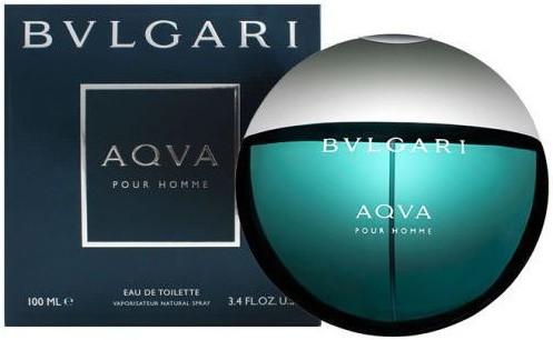 Мужская парфюмированная вода Bvlgari Aqva Pour Homme - 100 мл