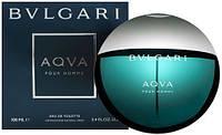Мужская парфюмированная вода Bvlgari Aqva Pour Homme - 100 мл , фото 1