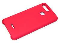 Чехол силиконовый Xiaomi Redmi 6 Original (Bordo)
