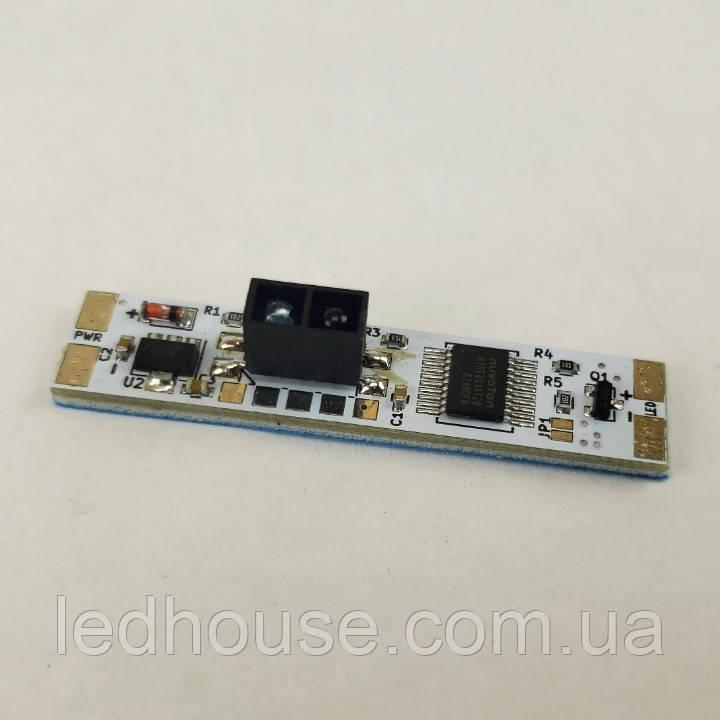 Бесконтактный выключатель для светодиодной ленты в led профиль