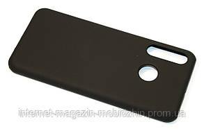 Оригинальный чехол Huawei P30 Lite (MAR-LX1M)  Original Soft Case Black