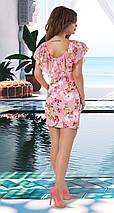 Короткое красивое женское платье , фото 2
