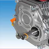 Двигатель бензиновый Weima WM170F-3(R) New (7.0 л.с пониж. редуктор), фото 4