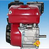 Двигатель бензиновый Weima WM170F-3(R) New (7.0 л.с пониж. редуктор), фото 8
