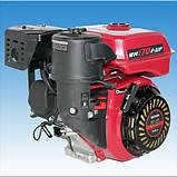 Двигатель бензиновый Weima WM170F-3(R) New (7.0 л.с пониж. редуктор), фото 5