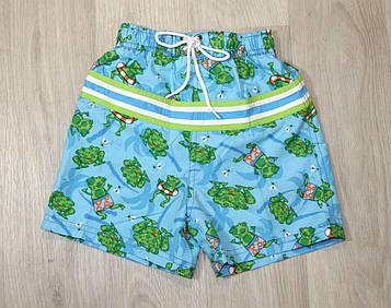 Плавки-шорты на мальчика
