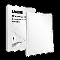 Maxus Panel 36W 3600Lm 4000К Ra80 UGR<19 светодиодная LED-панель 600х600