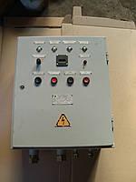 Шкаф управления электродвигателем
