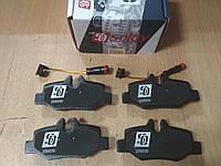 """Колодки тормозные задние MERCEDES-BENZ VITO (W639) 2003>; """"SOLGY"""" 209030 - Испания, фото 1"""