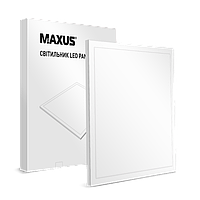 Maxus Panel 36W 3600Lm 4000К/5000К Ra80 светодиодная LED-панель 600х600