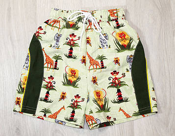 Плавки-шорты на мальчика Сафари