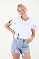 Стильные джинсовые шорты., фото 1