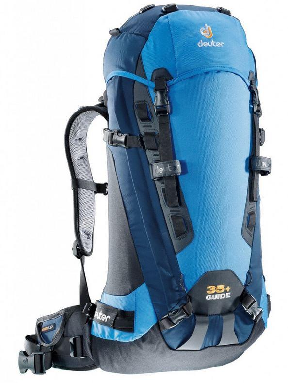 Рюкзак альпинистский и штурмовой Deuter Guide 35+