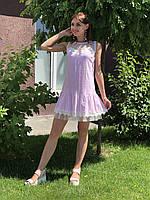 Женское льняное платье   Poliit 8474, фото 1