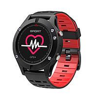 Спортивные часы JETIX F5 Black Red