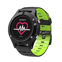 Спортивные часы JETIX F5 Black Green