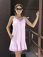 Женское льняное платье  Poliit 8495, фото 1