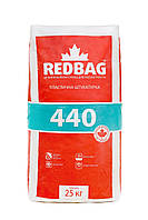 Штукатурка пластичная 440 Redbag 25 кг (48 шт/паллета)