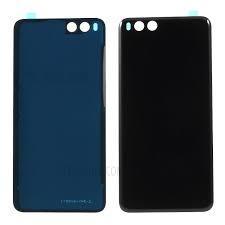 Задняя крышка Xiaomi Mi Note 3, черная Оригинал