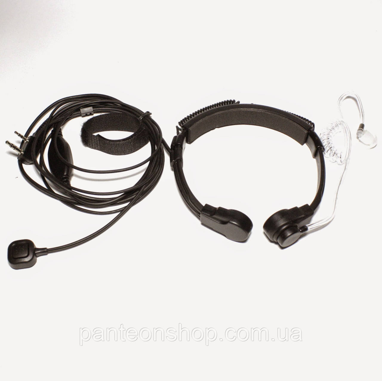 Гарнітура Kenwood-Baofeng ларингофон V2