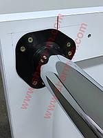 Опори для столів Linken System LS h-110 см Хром d-60 мм