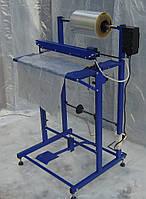 Напольный универсальный запайщик для изготовления пакетов и их сварки импульсного нагрева НУИ 500 ш+с
