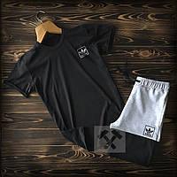 Футболка + Шорты в стиле Adidas! Комплект летний повседневный, фото 1