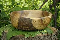 Ексклюзивна миска-чаша з дерева