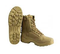Ботинки с утеплителем Thinsulate MilTec Khaki 12822104