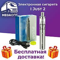 Мощная электронная сигарета Eleaf Ijust 2 - металлический корпус, Вейп, vape, электронка,