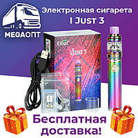 Мощная электронная сигарета Eleaf Ijust 3 - металлический корпус, Вейп, vape, электронка,