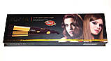 Утюжок плойка выпрямитель для волос Rozia HR705 2 в 1, фото 4