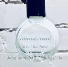 Лак- краска для стемпинга Kand Nail 10 ml , белая