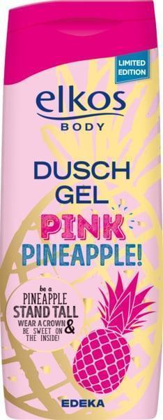 Гель для душа Elkos Pink Pineapple 300 г