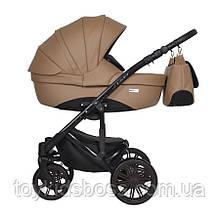 Дитяча універсальна коляска 2 в 1 Riko Sigma 03 Caramel