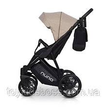 Детская универсальная прогулочная коляска Riko Nuno 01 Mocca