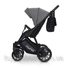 Детская универсальная прогулочная коляска Riko Nuno 04 Antracite