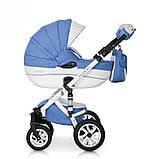 Дитяча універсальна коляска 2 в 1 Riko Brano Ecco 16 Sky Blue, фото 2