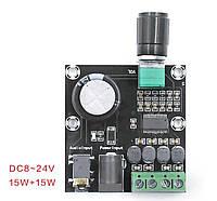 Аудіо підсилювач XH-A230 2х15 Вт, фото 1