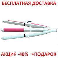 Профессиональная плойка для завивки  для волос - мультистайлер Gemei GM 1960 Original size