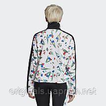 Женская олимпийка Adidas Allover Print ED4762, фото 3