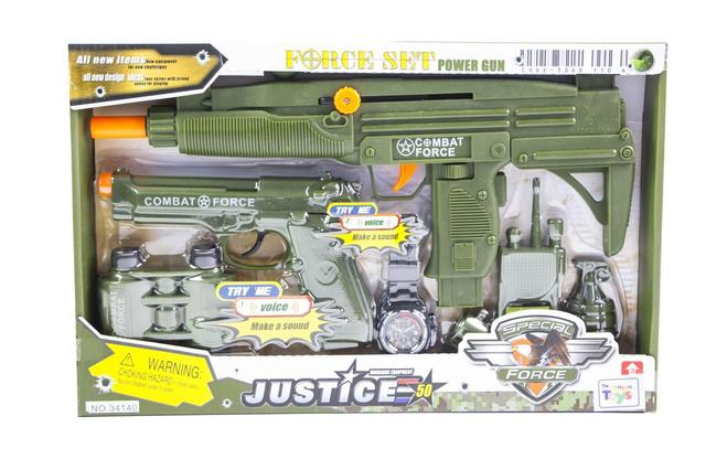 Детский набор Военного - Спецназ 34140