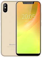 "Blackview A30 gold 2/16 Gb, 5.5"", MT6580A, 3G"