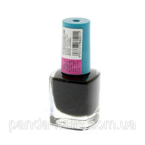 Лак- краска для стемпинга Global Fashion 7 ml, черная