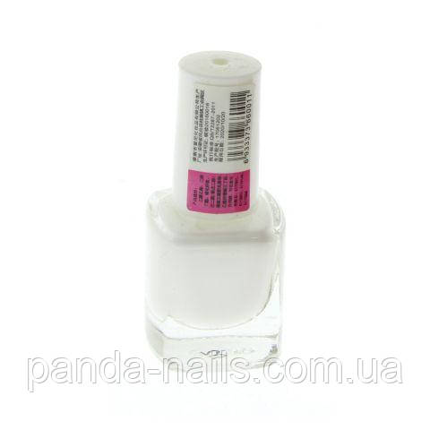 Лак- краска для стемпинга Global Fashion 7 ml, белая
