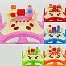 Ходунки для малышей JOY 528 с игровой панелью, фото 3
