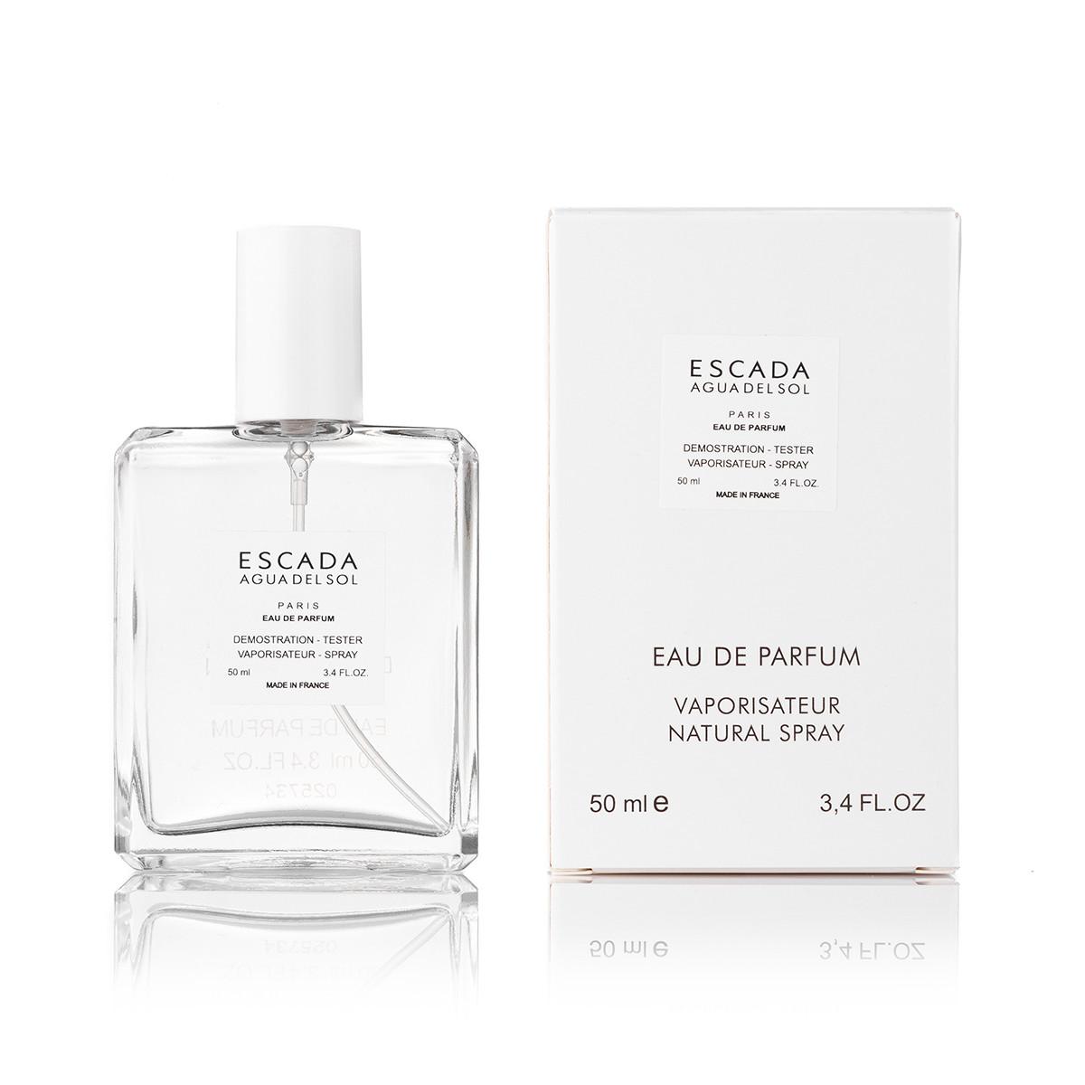 Женский мини-парфюм тестер Escada Agua del Sol (50 мл)